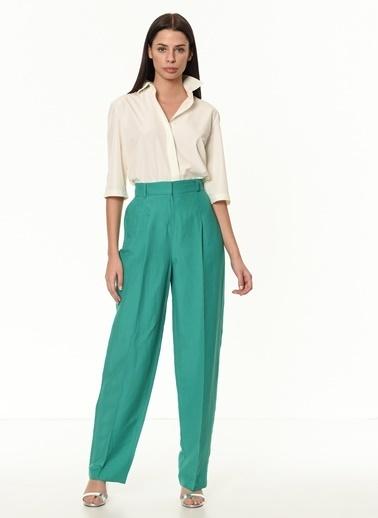 Ipekyol Pantolon Yeşil